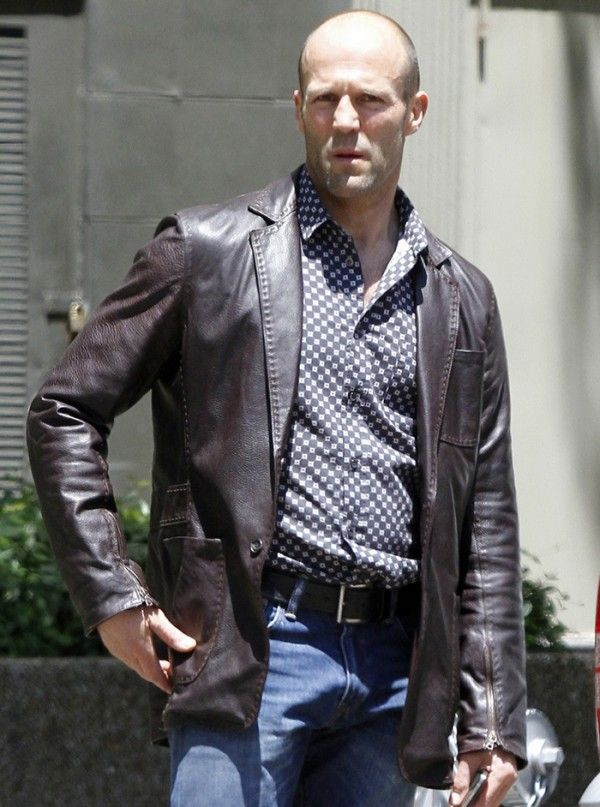 FAST AND FURIOUS 7 JASON STATHAM JACKET is from the upcoming movie Fast And Furious 7 and worn by Jason Statham. US Leather Firm have this coat styled jacket in such reasonable prices with Free World Wide Delivery and a Free Leather Gift inside the Jacket. #fastandfuriousjacket #jasonstitham #fastandfurious7 #celebrityjackets #usleatherfirm