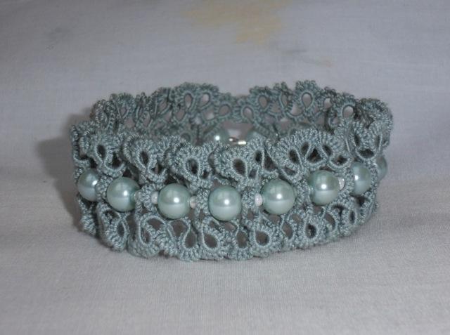 Bracelet. link to PATTERN
