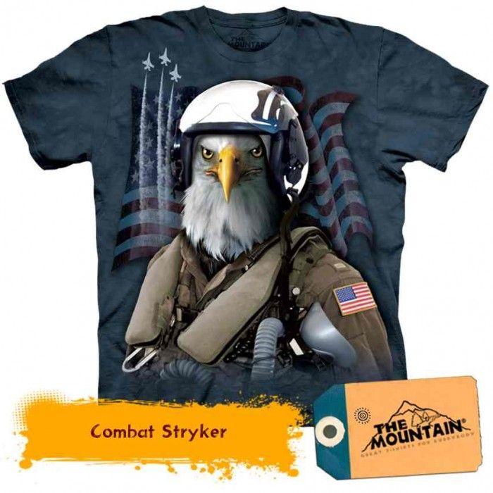 Tricouri The Mountain – Tricou Combat Stryker