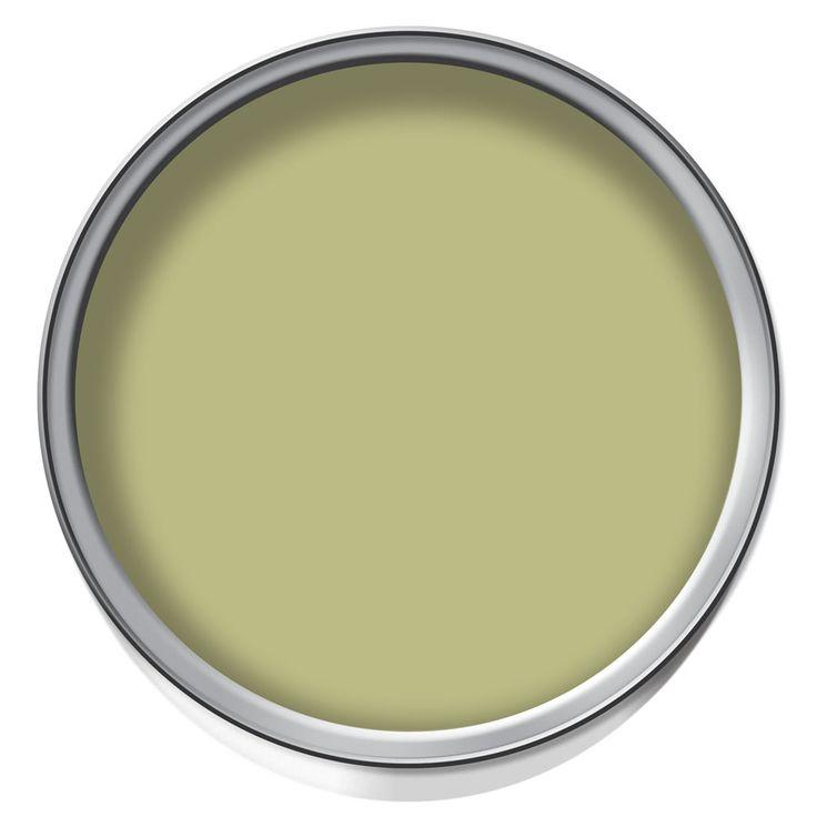 wilko matt emulsion paint tester pot organic green 75ml. Black Bedroom Furniture Sets. Home Design Ideas