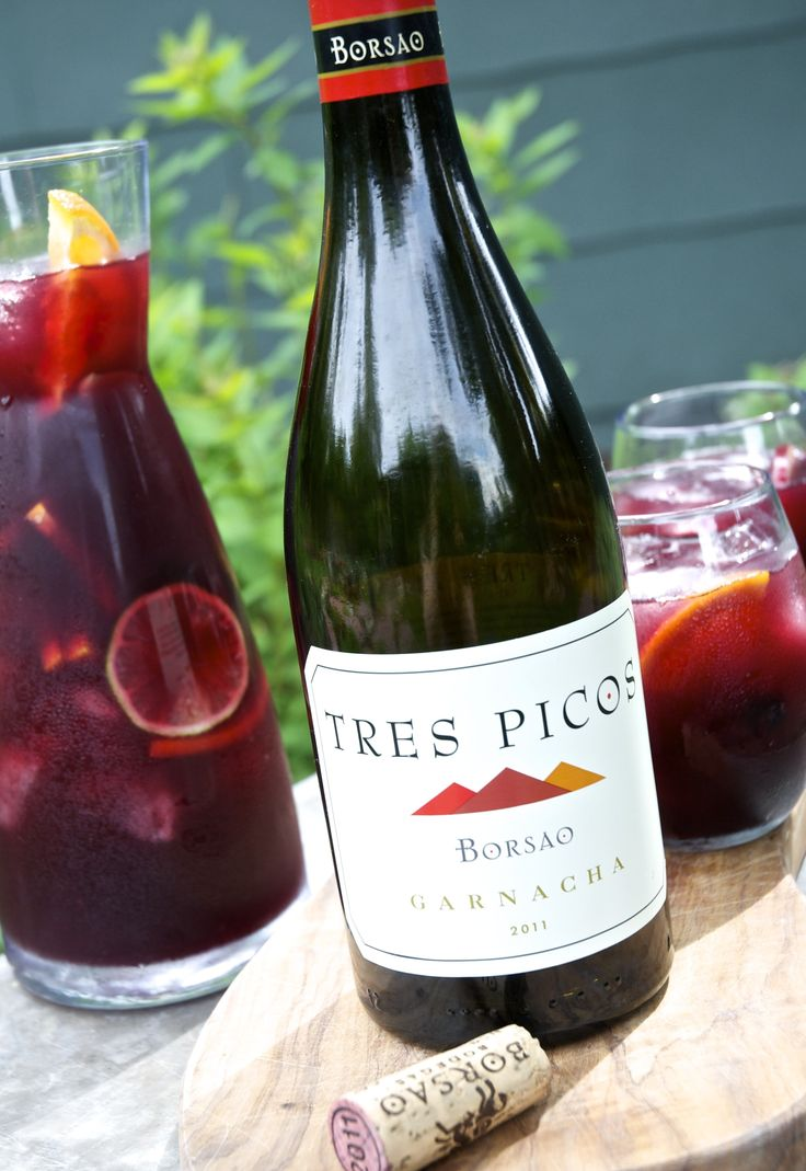 The 5 Best Red Wines for Sangria — Wine Wisdom