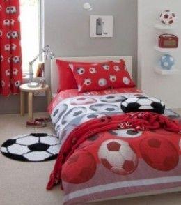 Soccer Bedroom Theme