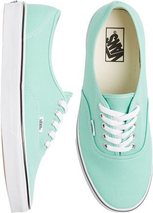 Mint vans. http://www.swell.com/New-Arrivals-Mens/VANS-AUTHENTIC-SHOE-22?cs=WH