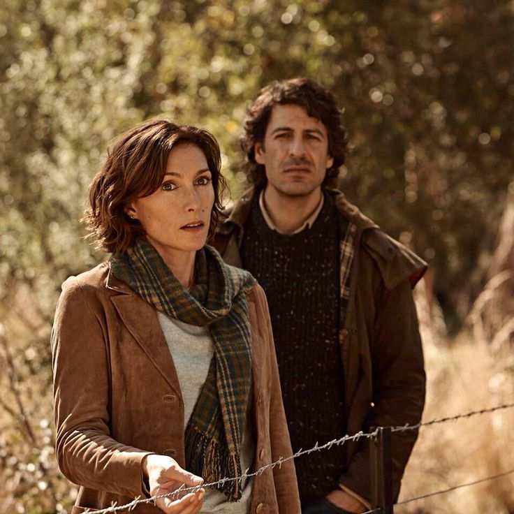 Claudia Karvan & Don Hany in The Broken Shore