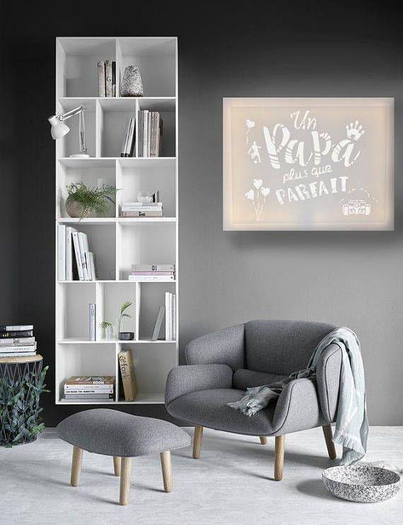 Led Canvas Art Sentence Message Customizable Etsy In 2020 Living Room Furniture Sofas Boconcept Bookcase Design