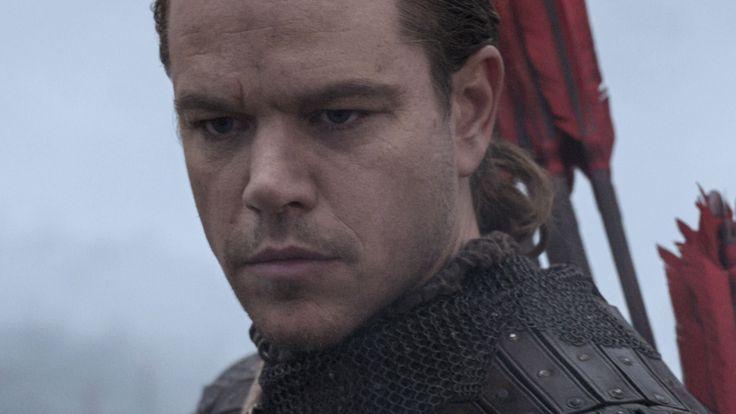 "Matt Damon Hits Back At ""Outrageous"" Great Wall Whitewashing Claims  #films #movies #fantasy #china #thegreatwall #news"