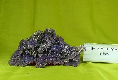 Botryoidal Grape Agate / Purple chalcedony 100% Natural From Indonesia