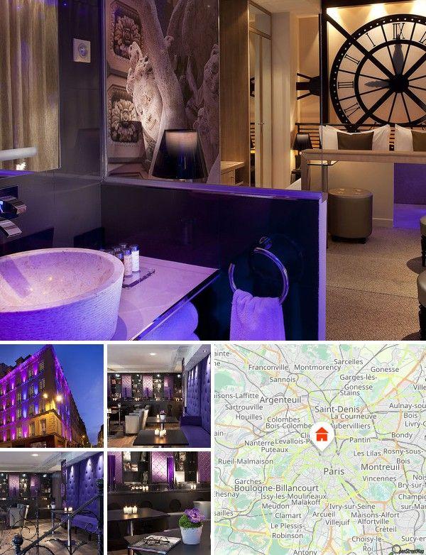 Este hotel localiza-se no bairro de Trinité, a poucos passos dos estabelecimentos comerciais da cidade. Os hóspedes irão encontrar as ligações mais próximas à rede de transportes públicos a apenas 200 m (estação de metro de Liège) e a 300 m a estação de Saint Lazare. As Galerias Lafayette encontram-se a 500 m e a 700 m situa-se a Ópera Garnier. O aeroporto de Orly fica a 18 km e em 22 km alcança-se o aeroporto de Charles de Gaulle.