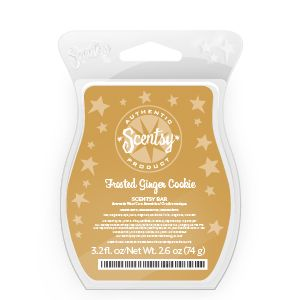 <p>Chewy brown sugar cookie spiked with warming ginger and fragrant vanilla.</p>