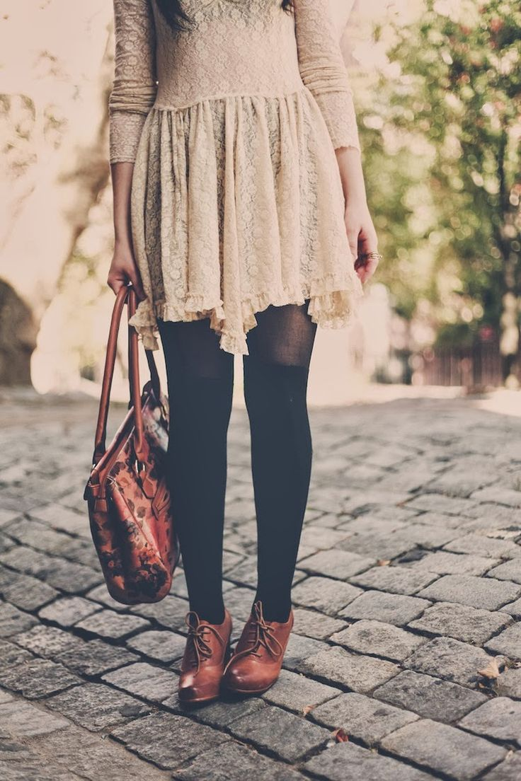 lace for fall