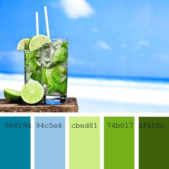 Paletas de colores Pantone: Más