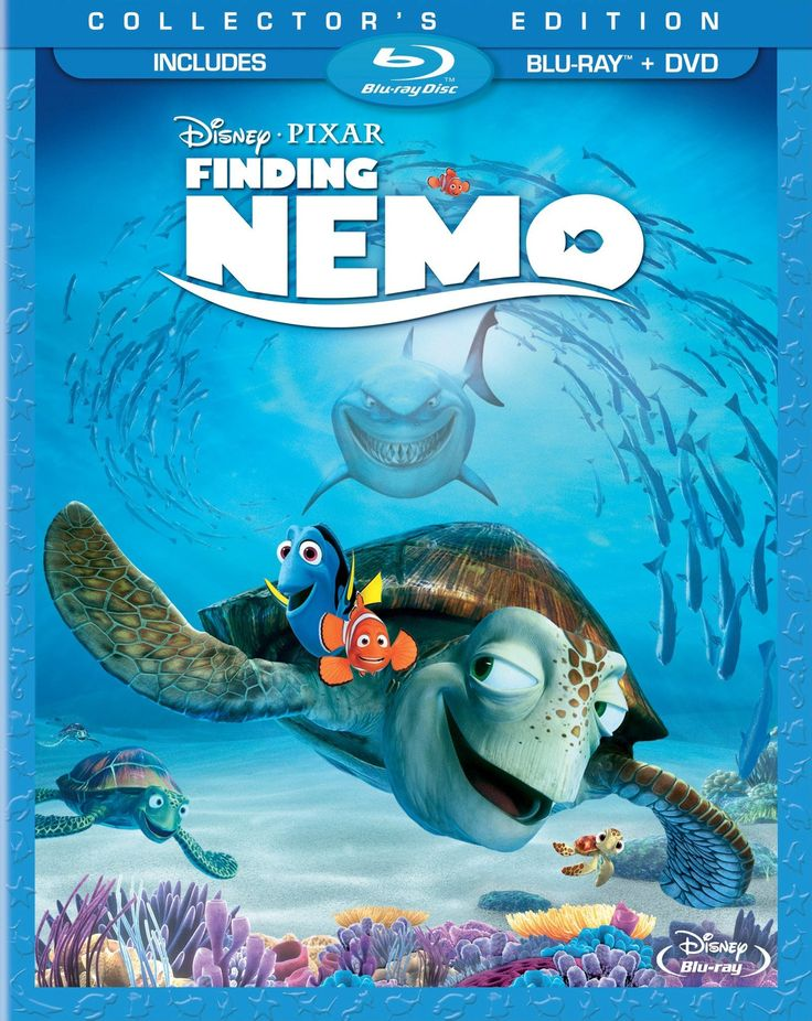 Finding Nemo Blu-ray