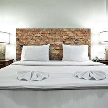 les 25 meilleures id es de la cat gorie t te de lit autocollant sur pinterest jack skellington. Black Bedroom Furniture Sets. Home Design Ideas