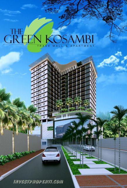 The Green Kosambi Trade Mall and Apartment Bandung
