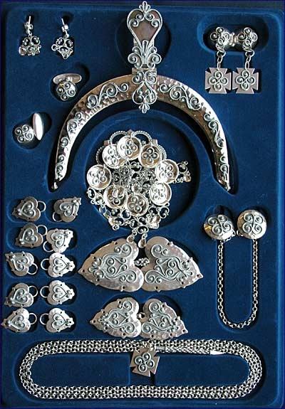 .Bunadsjewelry, Norway