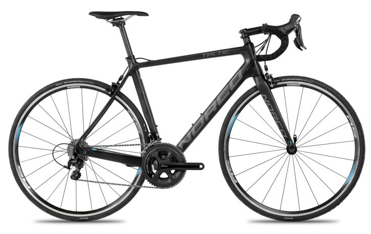 The redesigned 2016 Tactic is a race-proven speed machine purposefully designed for carving up asphalt and dominating the race circuit. With the same sprint-ready stiffness, maneuverability and responsiveness as its predecessor, but now offering riders the choice between an 800g high-modulus carbon calliper frame, a 910g high-modulus carbon disc frame, and a 1050g mid-modulus carbon calliper frame, the Tactic is designed to keep riders comfortable during sustained efforts. Our new…