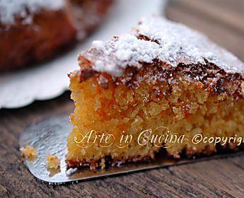 Caprese all arancia ricetta dolce