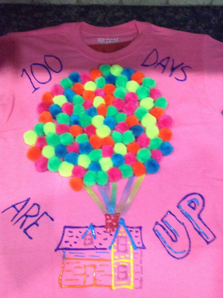 100 Day's of School Shirt