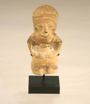 Egyptian Pre Columbian Figurine Ushabti by ArtDisplayEssentials