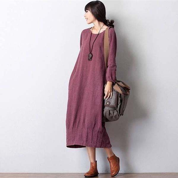 SKU:BK04 Sleeves have buttons enabling sleeves to be short and long if needed. Material: cotton linen Casual loose style , Long sleeve S,M ,L,XL,2XLsize will sh
