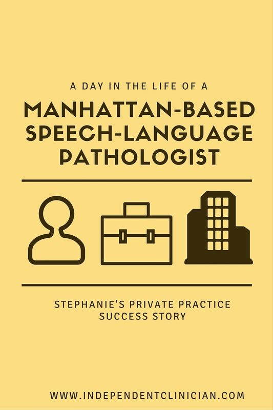 speech pathology in practice Dreaming of private practice claudia mornout, ms ccc-slp clinical professor  practice in speech pathology and audiology (aappspa.