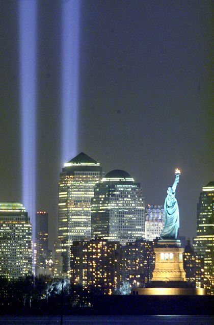 9-11, Never Forget
