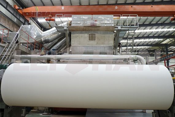 As You Konw Tissue Paper Making Line Will Be A Low Cost But High