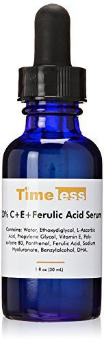 Timeless Skin Care 20% Vitamin C Plus E Ferulic Acid Serum, 1 oz //Price: $17.49 & FREE Shipping //     #hashtag1