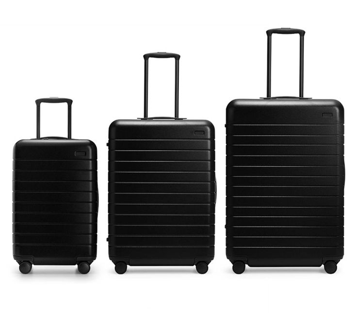 Away expands its luggage line with two new sizes.