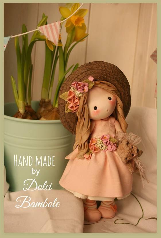 Creazioni Dolci Bambole , porcellana fredda <3