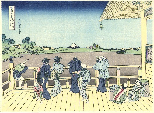 an analysis of japanese tradition in the great wave off kanagawa by katsushika hokusai The great wave off kanagawa by hokusai is a famous woodcut print that is commonly referred to as the great wave hokusai katsushika was one of the greatest japanese.