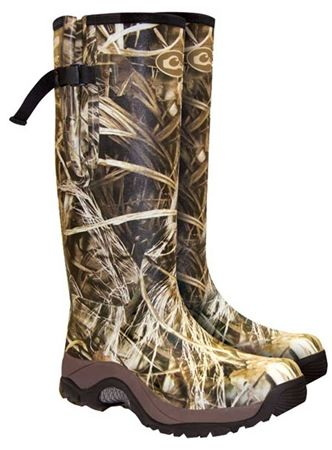 Drake Waterfowl Mst Knee High Mudder Rubber Boot At