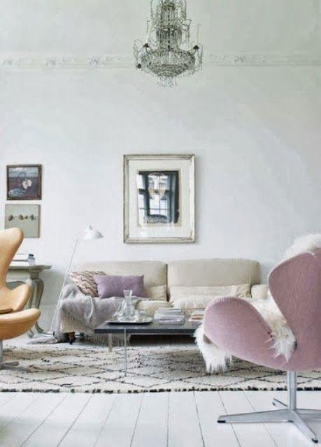 28 Υπέροχες ιδέες διακόσμησης σπιτιού με χρώμα λεβάντας