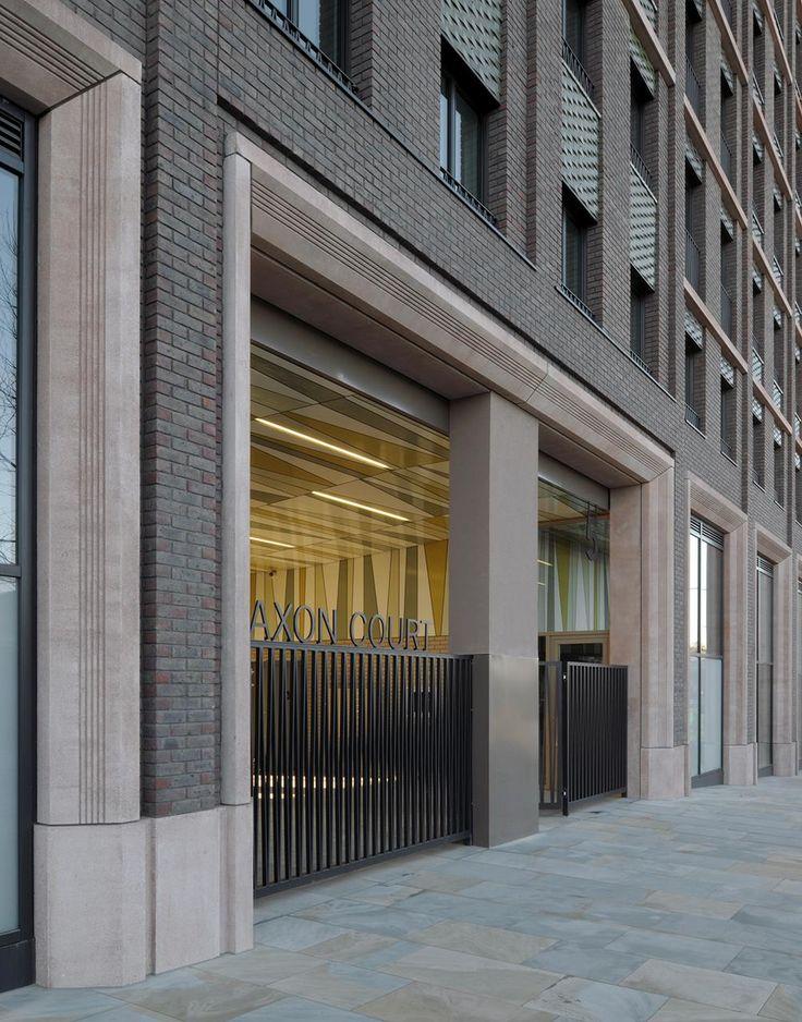 Maccreanor Lavington complete London housing scheme