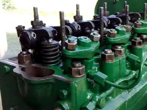 rozvody motor Zetor 50 super