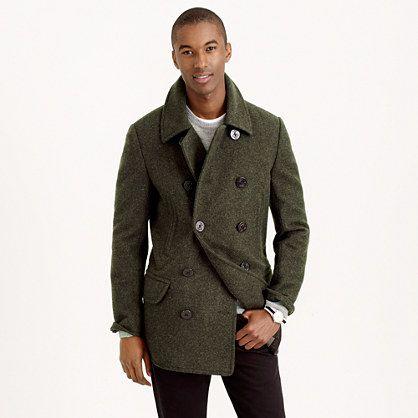 43 best Men's Peacoat Style images on Pinterest | Menswear, Man ...