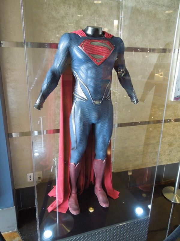 Soaring into the 21st Century - Superman's Man of Steel Suit, costume designer Michael Wilkinson - Tyranny of Style