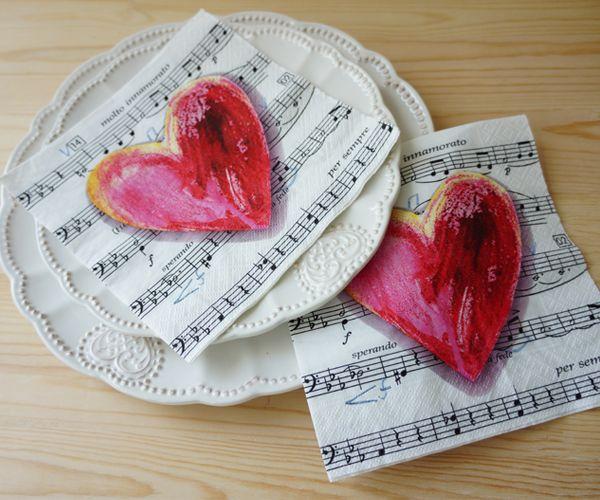 Paper Napkin 33*33cm 3 ply printed paper serviettes love song wedding napkins serviette for decoupage lunch napkins 20pcs on Aliexpress.com | Alibaba Group