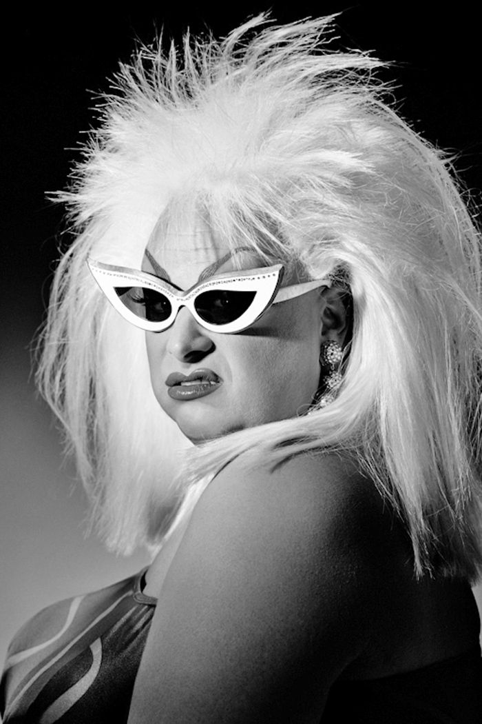 "Harris Glenn Milstead, also known by his stage name as ""Divine"" (October 19, 1945 – March 7, 1988), was an American actor, singer and drag queen."