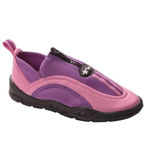 Kids Water Shoes, UPF50+ UV Sun Protective, Hard Sole, Plus Zipper (Infant/Toddler) Tuga. $12.99