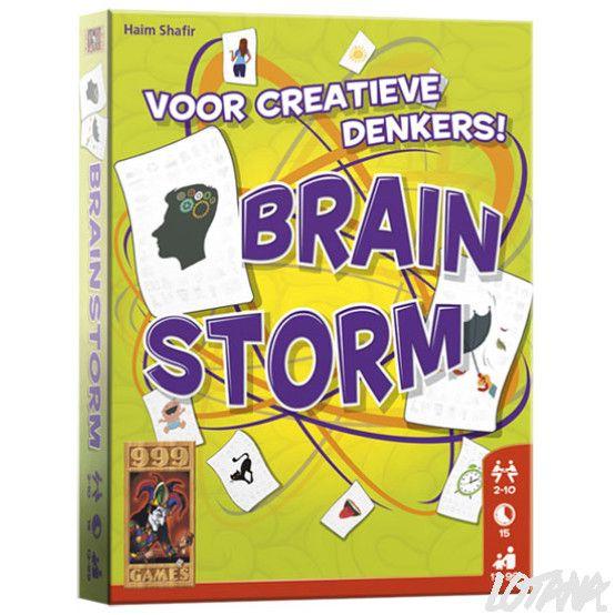 Spel Brainstorm (999 games)