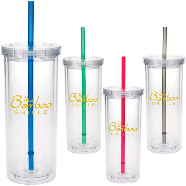 23 best Clear Tumblers Lids Straws and your own Logo images on