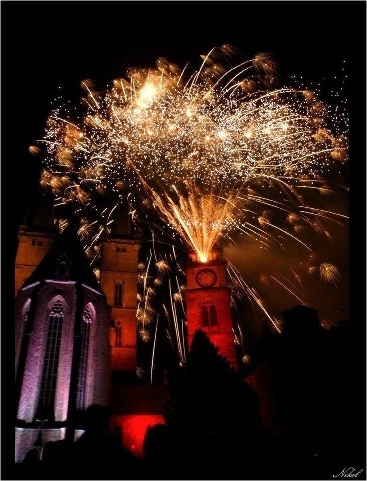#Czech republic #Hradec Králové #fireworks