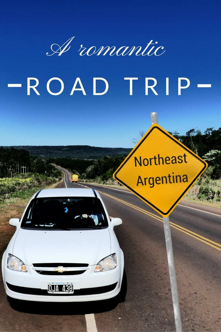 Romantic road trip in Northeast Argentina by the Nomadic Boys