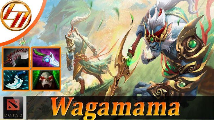 Wagamama→ Phantom Lancer Safelane ♦ Dota 2 Pro Gameplay |Est Dota™