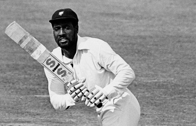 Indestructible Viv Richards stands tall amid tumbling records - Times of India