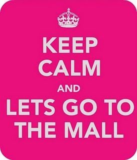 Uhh yes:) quote to live by<3 retail therapy!