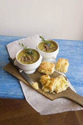 Pea and ham soup (slow cooker method) Recipe | Allyson Gofton