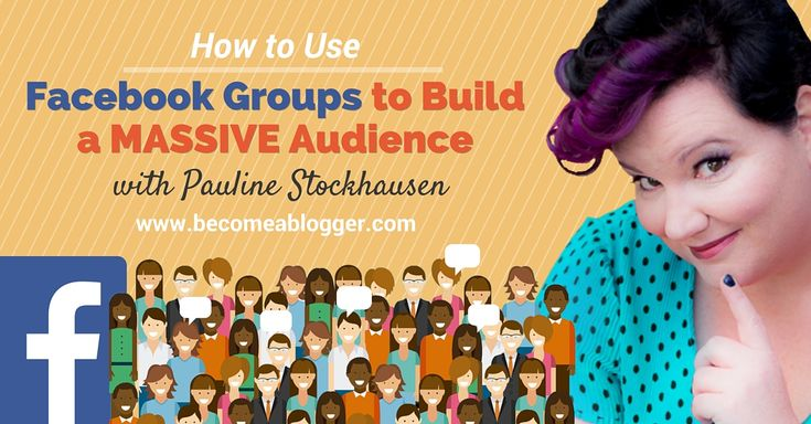 Are you wondering how you can use Facebook groups to expand your reach and build a massive Audience. Listen as Pauline Stockhausen shares her best tips.