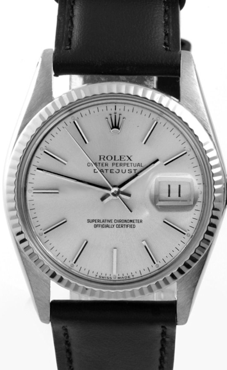 "Rolex Men's ""Datejust"" Watch"
